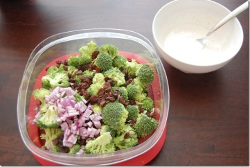 brocc salad