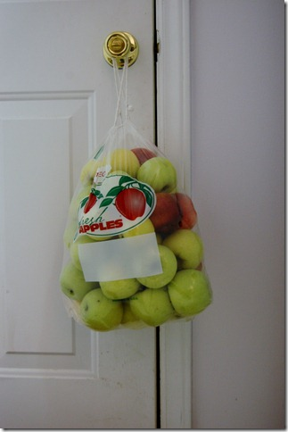 peck of IL apples