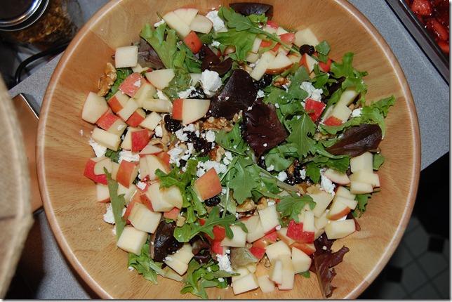 tday salad